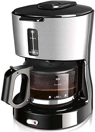 Máquina de café cafetera automática casa de América reloj de arena acero inoxidable: Amazon.es: Hogar