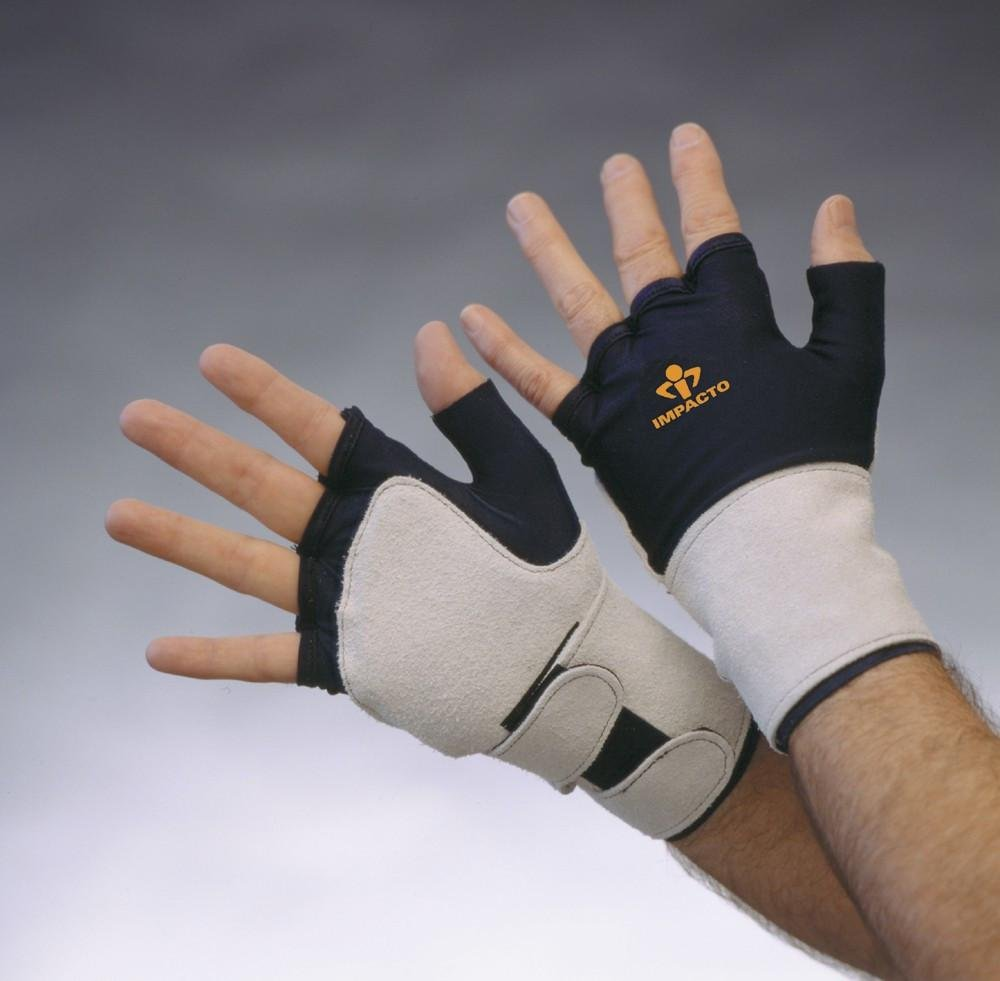 Impacto Ergonomic Anti-Impact Glove with Wrist Support - X-small