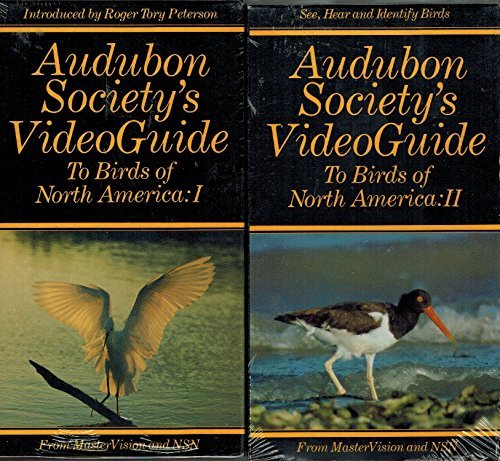 (Audubon Society's VideoGuide To Birds of North America 1-5 [VHS])