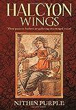Halcyon Wings, Nithin Purple, 1500137669