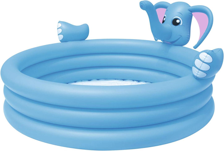 Bestway 53048 - Piscina Hinchable Infantil Elefante 153x153x74 cm ...