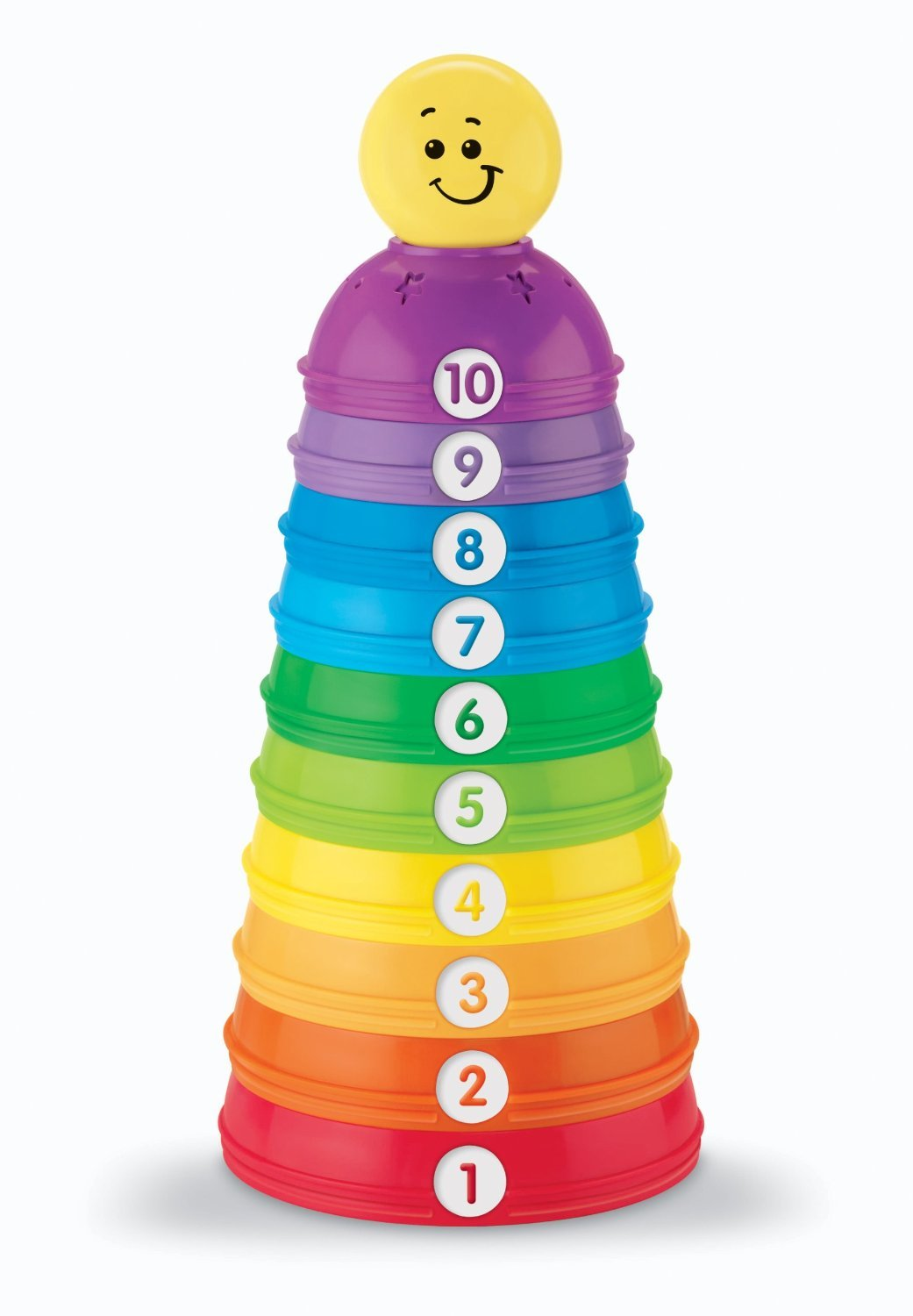 Top 9 Best Baby Stacking Toys Reviews in 2019 4