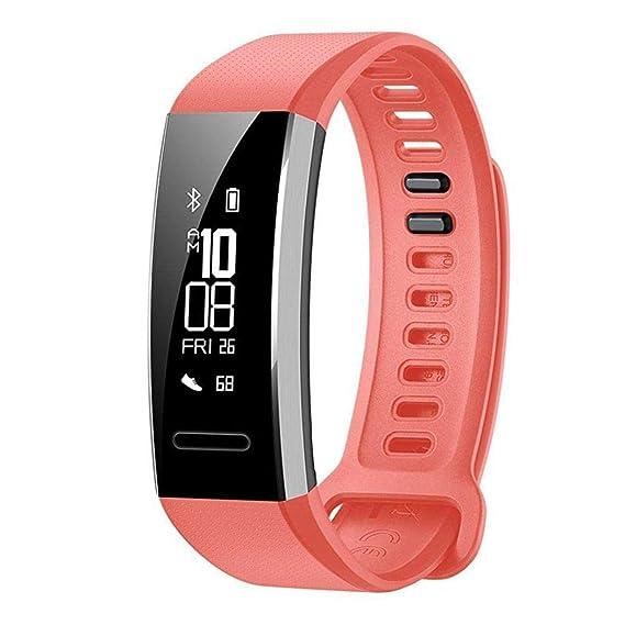 Cooshional Reloj Pulsera Inteligente Multifuncional Cuenta Pasos Calorías, Smartwatch Fitness Tracker para Hombre y Mujer