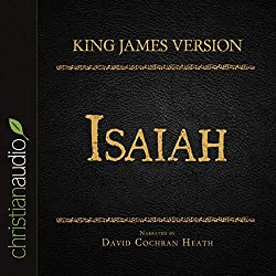 Holy Bible in Audio - King James Version: Isaiah