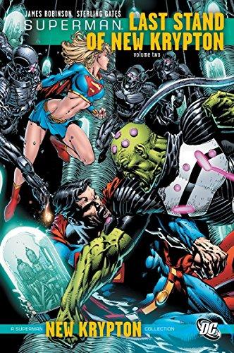 Superman: Last Stand of New Krypton Vol. 2: A Superman New Krypton -