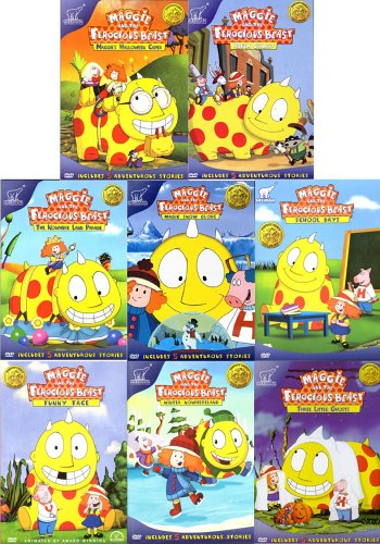 Halloween Ca (Maggie and the Ferocious Beast (8 Pack) Ride'em Cowboy / Maggie's Halloween Caper)