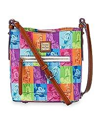 Disney Dooney & Bourke Bag Mickey & Friends Pop Art Crossbody Purse