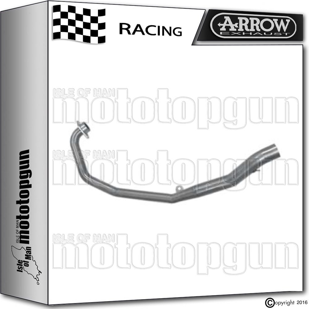 ARROW COLLECTEURS RACE HONDA CBR 125-R 2004 04 2005 05 2006 06 2007 07 2008 08 51002MI
