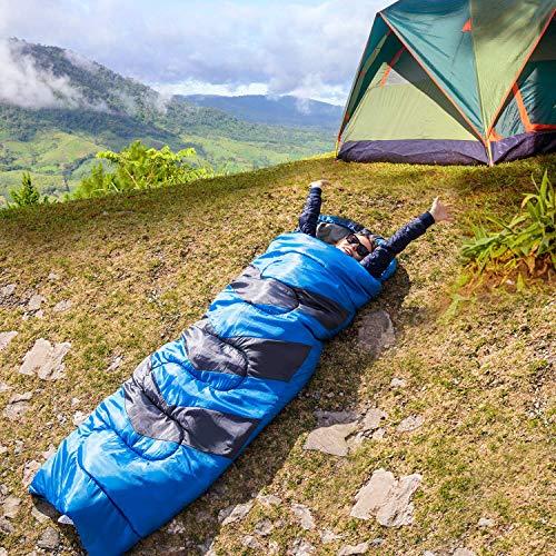 best backpacking sleeping bags under $50