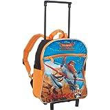 Disney Planes 12 Rolling Backpack, Orange