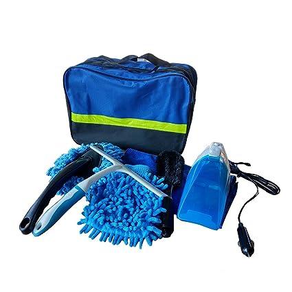 ATLIPRIME Kit de lavado de coche, kit de limpieza SUV profesional ...