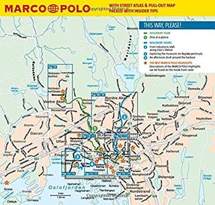 Oslo Marco Polo Guide Marco Polo Travel Guides Idioma Inglés ...