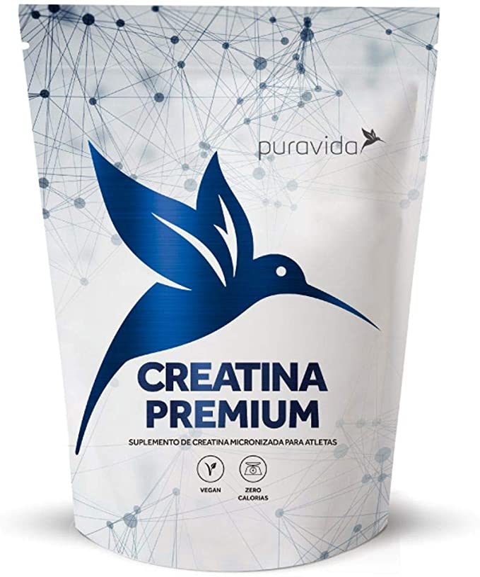 Creatina Premium por Pura Vida