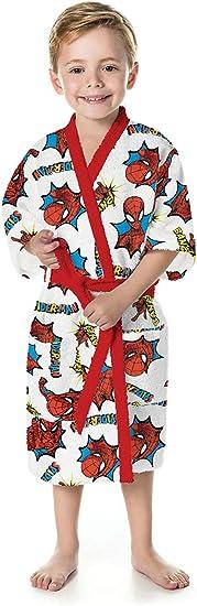 Roup o Felpudo Infantil Homem Aranha Lepper