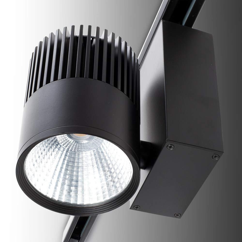 Kimera Blanco Natural Foco Carril LED Blanco 30W 45/° 2200Lm Greenice