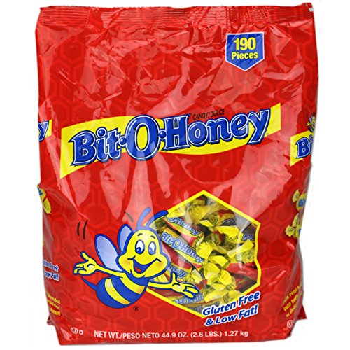 Bit O' Honey 190 Count Bag by Pearson's Candy Company