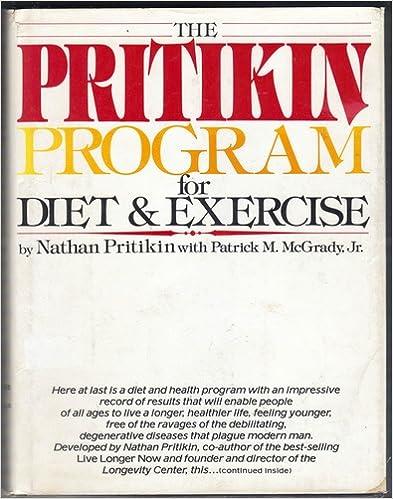 Descargas gratuitas de libros electrónicos para móviles THE PRITIKIN PROGRAM FOR DIET & EXCERCISE (Literatura española) PDF MOBI