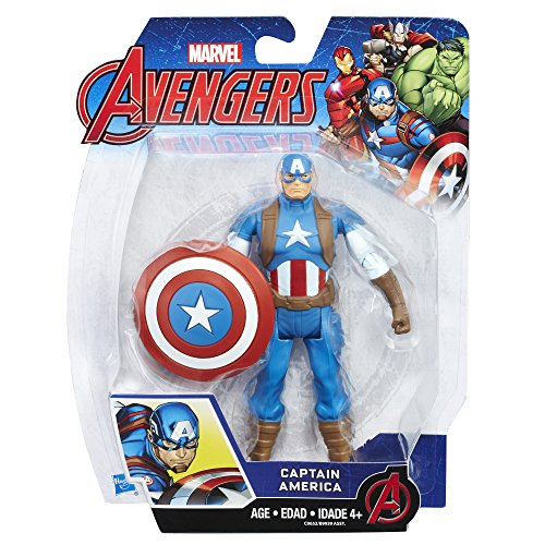 Review Marvel Avengers Captain America