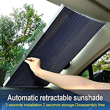2 St/ücke Universal Autofenster Sonnenschutz Atmungsaktives Mesh Sonnenschutz UV Strahlen Schutz Auto Fahrzeug Lkw SUV Heckscheibenvorhang Falten Sonnenblende Net Schutzfolie F/ür Baby
