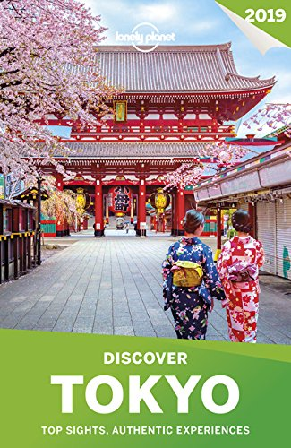 Lonely Planet Discover Tokyo 2019 (Travel Guide)