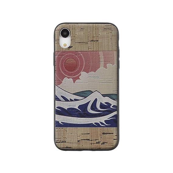 amazon com reveal wood case compatible with iphone 6 plus 6s plus