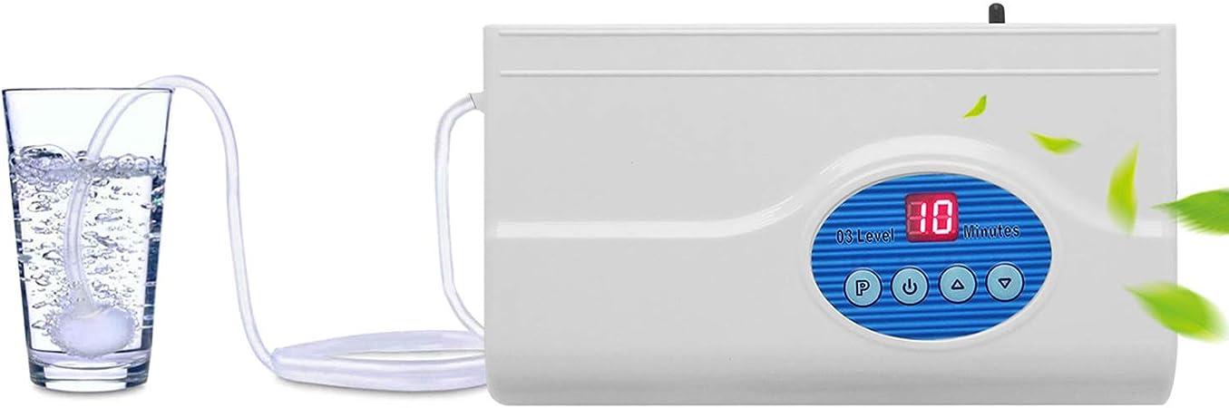 cgoldenwall 300ST hogar O3 frutas y verduras máquina de desintoxicación aire purificador de agua Lavadora de ozono ...