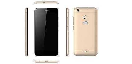 Micromax Canvas Unite 4 PRO 2 GBRAM  Gold  Smartphones