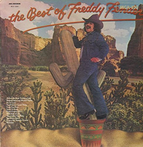 the best of freddy fender - 3
