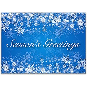 Amazon holiday christmas cards with seasons greetings text holiday christmas cards with seasons greetings text appropriate for personal or business use box m4hsunfo