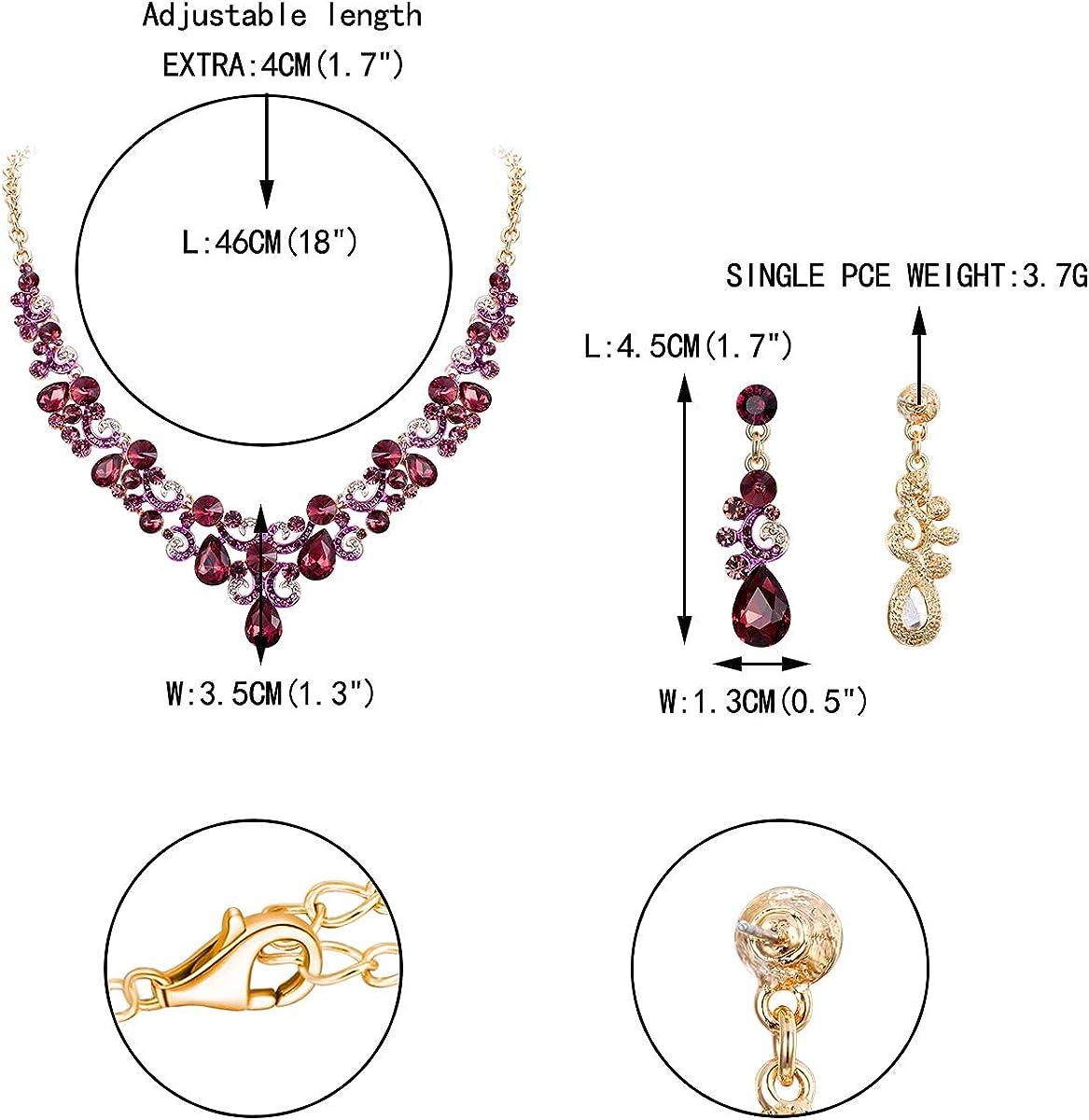 Pair of Brown Wooden Tear Drop Floral Earrings 5cm x 3cm  African Jewellery