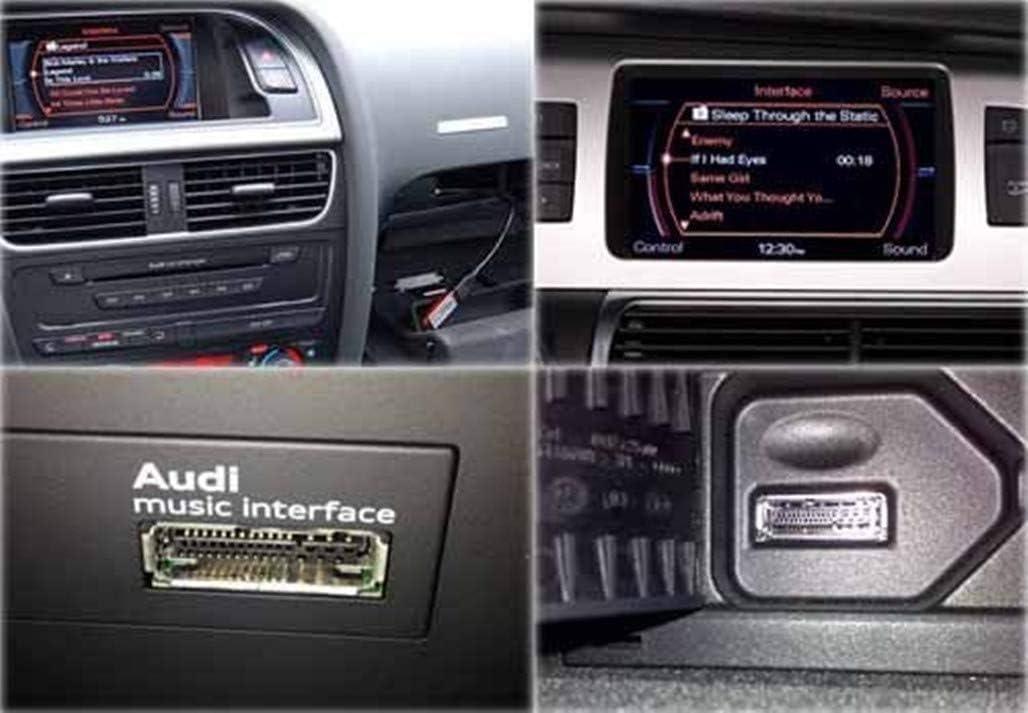 y Volkswagen para Pixel 4 4XL 3 2 XL Galaxy S10e S10 S9 Nota 9 Moto Z2 Versi/ón m/ás Nueva 2 en 1 AMI USB C Audio Interfaz de m/úsica Adaptador de Carga Cable para Audi MMI 3G
