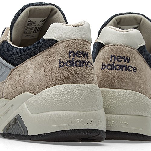Balance Hommes Gris New 585 in Gris Made M585GR USA Sneaker 4UdFqwd