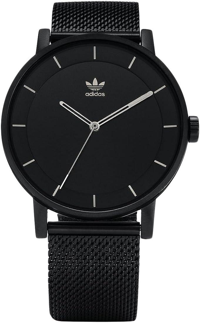 Adidas by Nixon Reloj Analogico para Hombre de Cuarzo con Correa en Acero Inoxidable Z04-2341-00