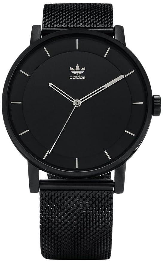 Adidas by Nixon Reloj Analogico para Hombre de Cuarzo con Correa en Acero Inoxidable Z04-2341-00: Amazon.es: Relojes