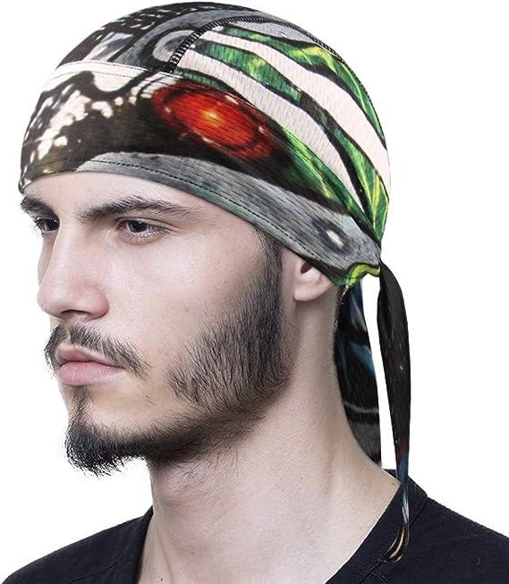 Pesaat Unisex Sweat Wicking Beanie Quick Dry Sports Headband for Men Breathable Women Skull Cap