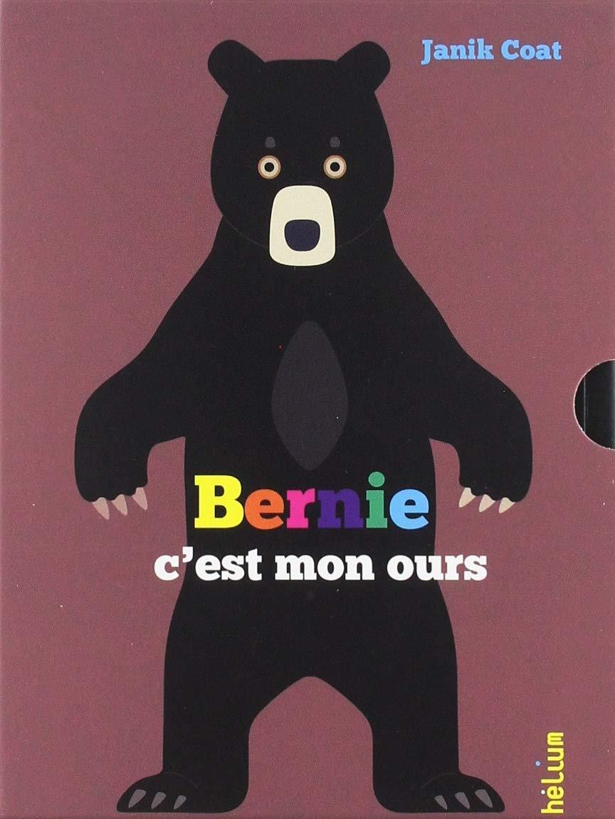 Amazon.fr - Bernie, c'est mon ours : Coffret en 6 volumes : Bernie joue  aussi ; En avant, Bernie ! ; 1, 2, 3, Bernie ! ; bernie en couleurs ;  Cache-cache Bernie ; J'habille Bernie - Coat, Janik - Livres