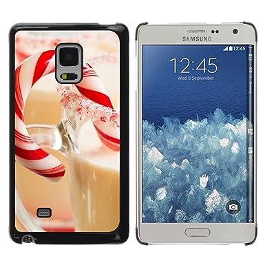 """For Samsung Galaxy Mega 5.8 Case , Dulce de leche invierno de la Navidad"""" -"""
