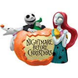 Westland Giftware 11.75-Inch Ceramic Teapot, 35-Ounce, Disney Pumpkin Nightmare