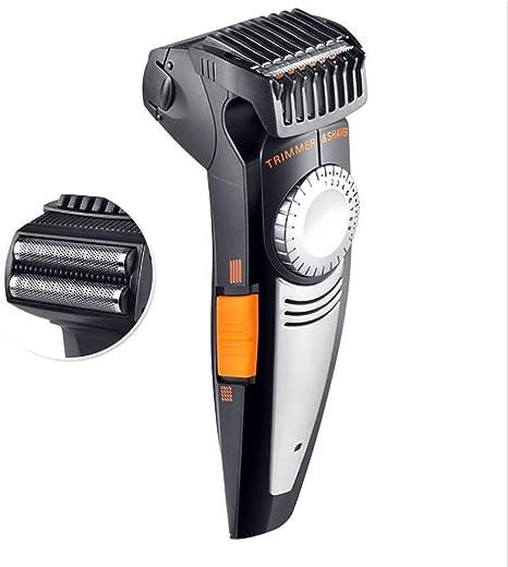Barber instrument LL-máquina de Afeitar eléctrica Recargable Barba ...
