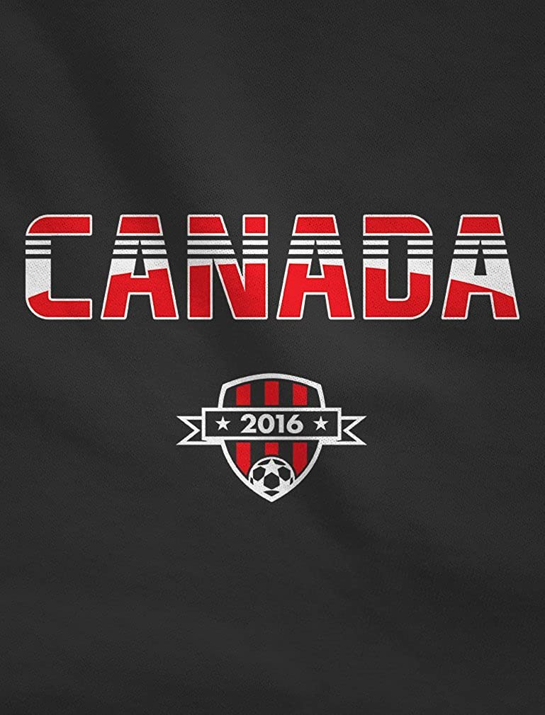 Canada Day National Soccer Team Fans Women Sweatshirt Tstars