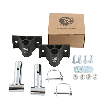 Amazon com: Go Kart Mounting Kit for XTR14 Rear Bumper KT100