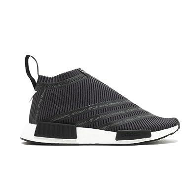 separation shoes 8b699 3137e Amazon.com | adidas White Mountaineering NMD City Sock ...