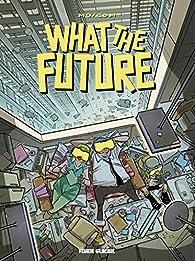 What the future par  Mo/CDM