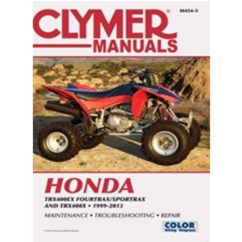 Clymer Repair Manual M454-3