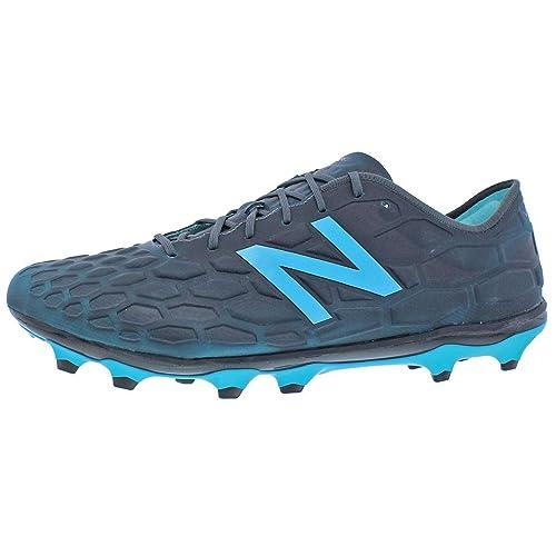 1cf5dbd8ed8 New Balance Visaro 2.0 Force Limited Edition FG Football Boots - Vivid  Ozone Blue  Amazon.co.uk  Shoes   Bags