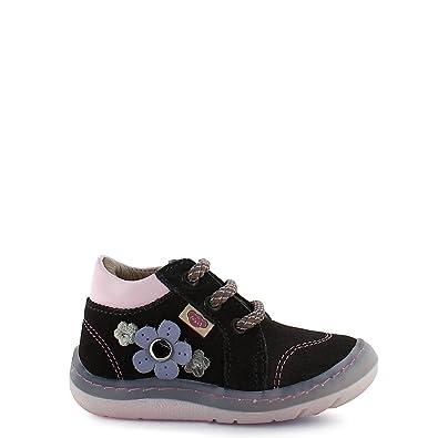 3b9ff364fe8 Amazon.com   Rilo Little Girls Galaxy Cobre Flower Lace-Up Tennis ...