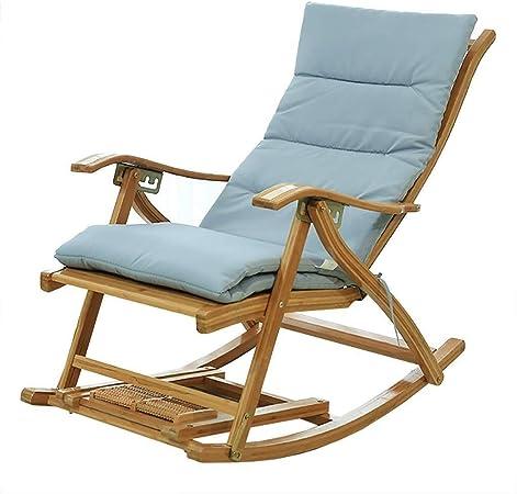 Chaise longue Zero Sdraio Sedia A Dondolo Reclinabile in
