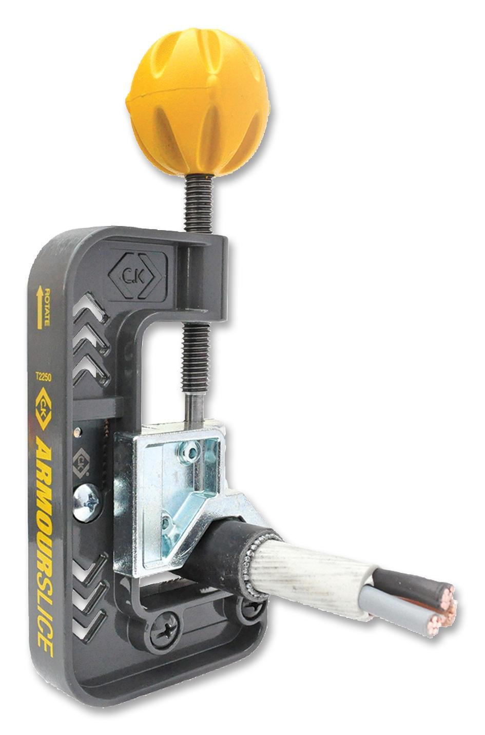 SWA T2250 By CK TOOLS ARMOURED CABLE CUTTER ARMOURSLICE