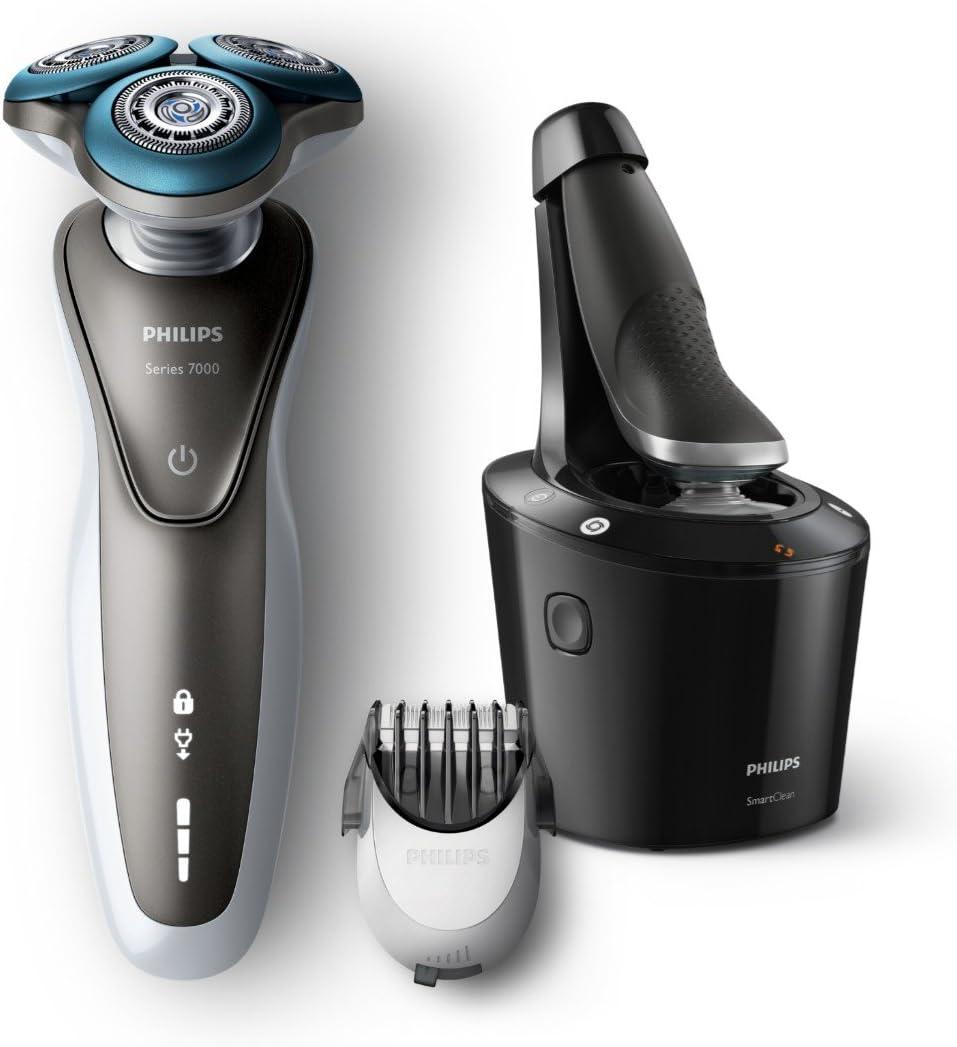 Philips S7720/31 Series 7000 - Maquinilla de afeitar con AquaTec ...