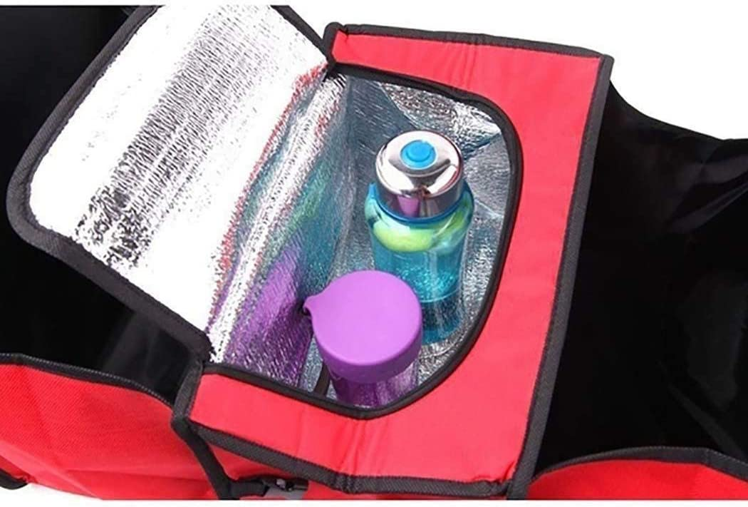 Eadear Car Folding Insulation Storage Box Multifunction Interior Truck Cargo Container Utensil Organizers
